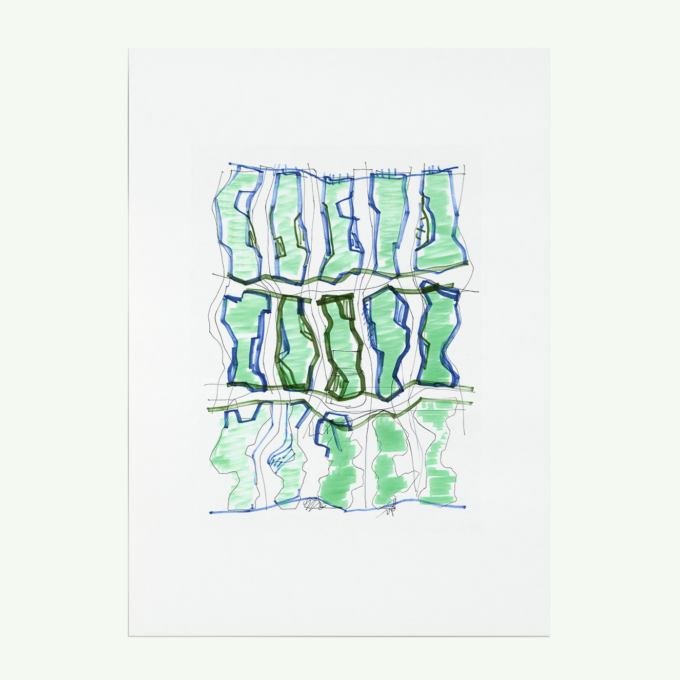 Lithography #1